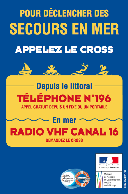 Secourisme.net - 191 et 196, deux nouveaux numéros d'appel d'urgence on